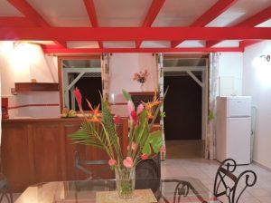 Les Petites Fleurs de Poirier Les maisons Hibiscus & Ixora