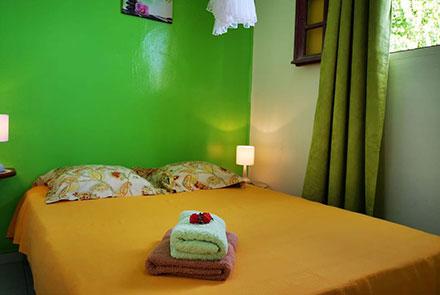 Des chambres avec vue sur mer ou montagne